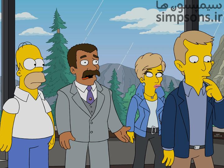 سیمپسون ها - فصل ۲۸ - قسمت ۱۹: به دنبال کلاهبرداری