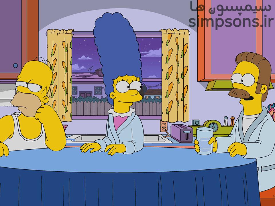 سیمپسون ها - فصل ۲۹ - قسمت ۱۹: جامانده