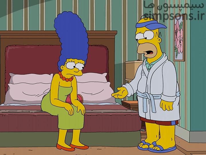 سیمپسون ها - فصل ۳۰ - قسمت ۲: هتل دل شکستن