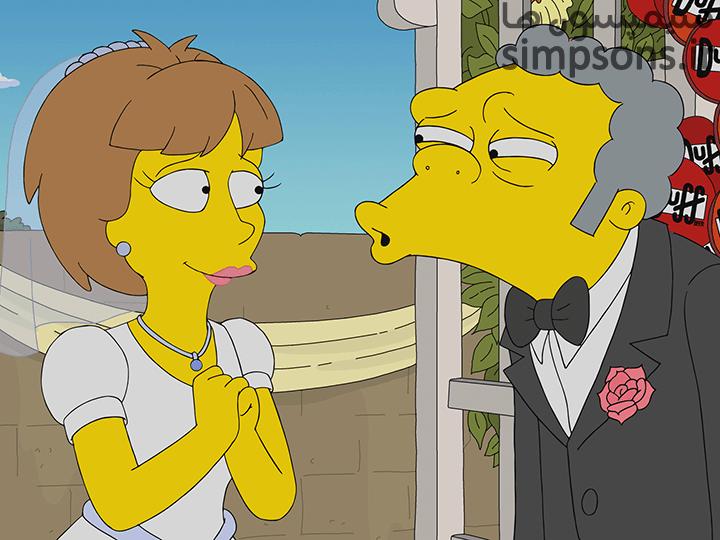 سیمپسون ها - فصل 30 - قسمت 6: از روسیه بدون عشق