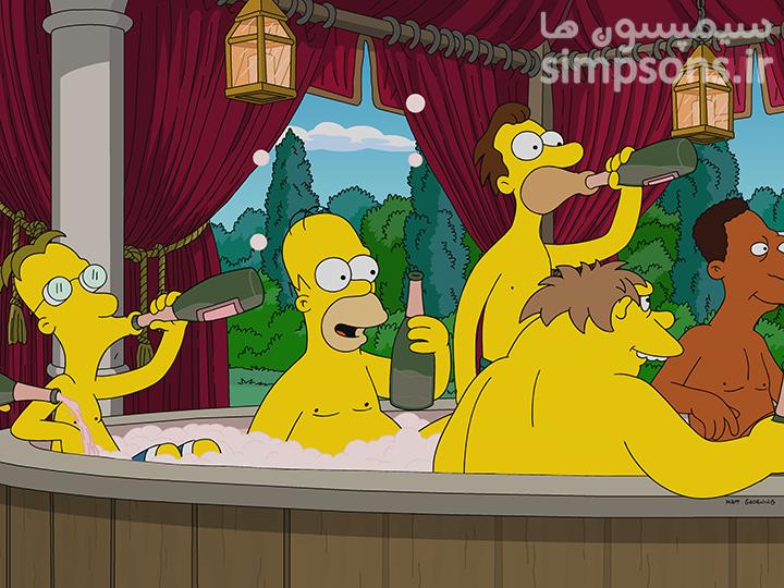 سایت فارسی سیمپسون ها - فصل ۳۱ - قسمت ۱۳: فرینکوین