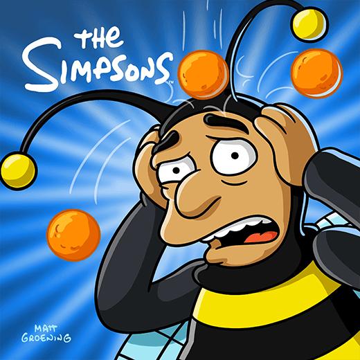 فصل 29 سیمپسون ها