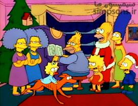 اولین دردسر سیمپسون ها