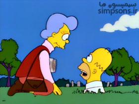 مادر سیمپسون
