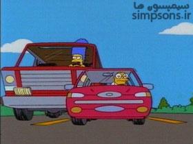 """مارج سیمپسون در """"هانکر زرد پرقدرت"""""""