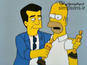 هومر و مل گیبسون