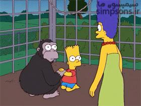 بارت دو مادر دارد