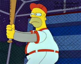 چوب بیسبال هومر