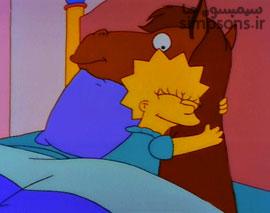 اسب لیسا