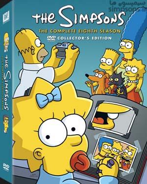 فصل هشت سیمپسون ها